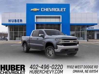 New 2020 Chevrolet Silverado 1500 4x4 Crew Cab LT - 570367738