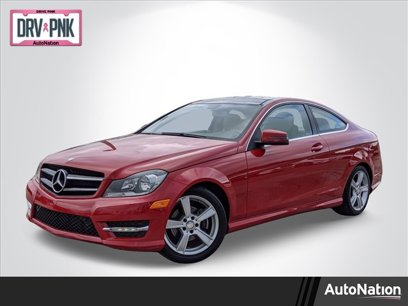 Used 2015 Mercedes-Benz C 250 Coupe - 567682611