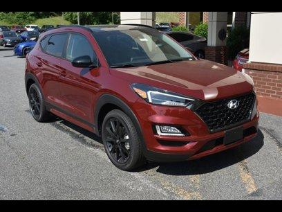 New 2019 Hyundai Tucson Night - 513481628