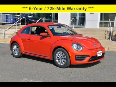 New 2019 Volkswagen Beetle S - 536478195