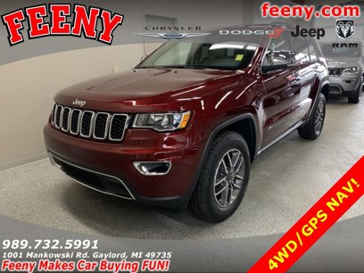 New 2020 Jeep Grand Cherokee 4WD Limited - 539754337