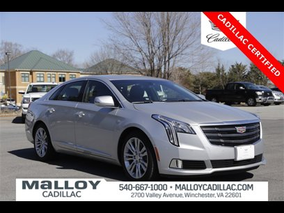 Certified 2019 Cadillac XTS Luxury - 545565777