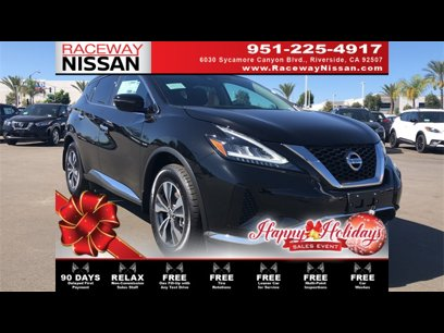New 2020 Nissan Murano FWD S w/ Technology Package - 564322119