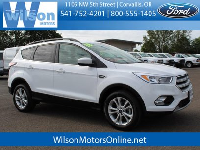 Used 2018 Ford Escape FWD SE - 518433142
