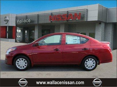 New 2016 Nissan Versa 1.6 S Plus - 504590290