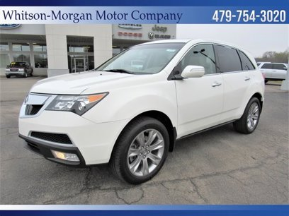 Used 2012 Acura MDX w/ Advance Package - 545564361