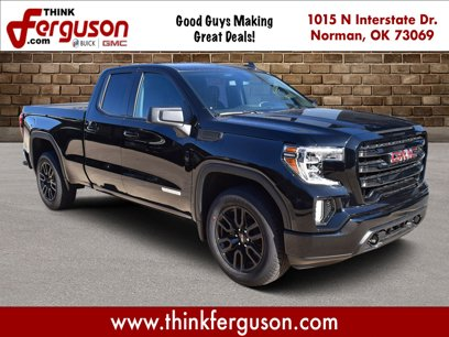 New 2020 GMC Sierra 1500 2WD Double Cab Elevation - 534031969
