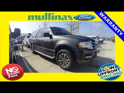 Used 2015 Ford Expedition EL XLT - 548340785