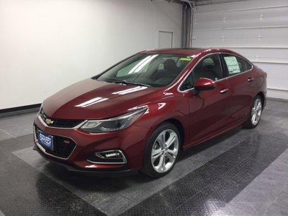 New 2018 Chevrolet Cruze Premier Sedan - 474413827