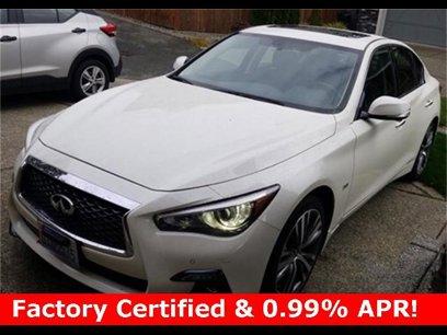Certified 2018 INFINITI Q50 Sport - 568984751