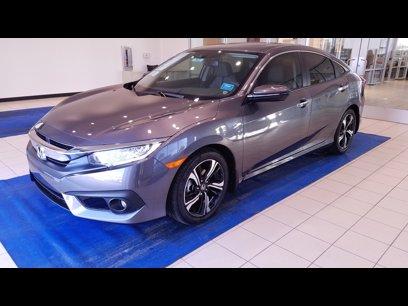 New 2018 Honda Civic Touring Sedan - 502008214