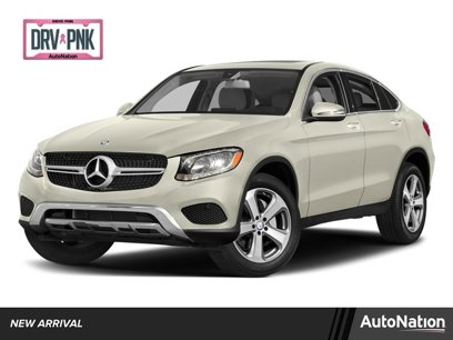 Certified 2017 Mercedes-Benz GLC 300 4MATIC Coupe - 548697015