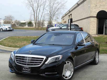 Used 2016 Mercedes-Benz Maybach S 600 - 569287142