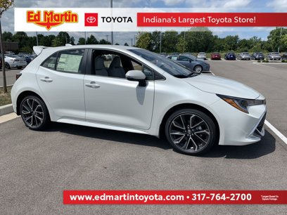 Toyota Of Greenfield >> 2019 Toyota Corolla For Sale In Greenfield In 46140