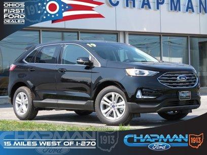 New 2019 Ford Edge AWD SEL - 527907658