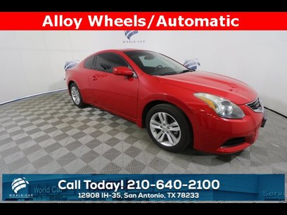 Used 2010 Nissan Altima 2.5 S - 539488281