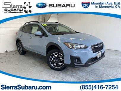 Certified 2019 Subaru Crosstrek 2.0i Premium - 546395878