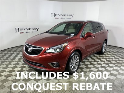 New 2020 Buick Envision FWD Essence - 536918527