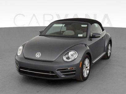 Used 2017 Volkswagen Beetle 1.8T Convertible - 548799594