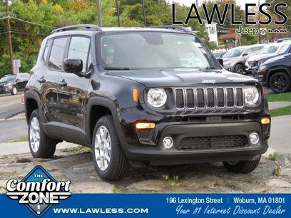 New 2020 Jeep Renegade 4WD Latitude - 532116940