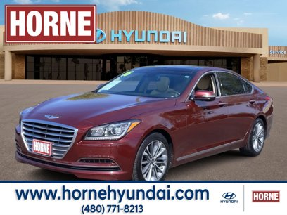 Used 2015 Hyundai Genesis 3.8 w/ Option Group 02 - 545832845