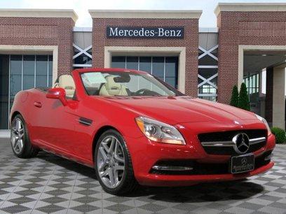 Certified 2015 Mercedes-Benz SLK 250 - 541760821