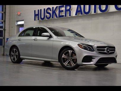 New 2020 Mercedes-Benz E 350 4MATIC Sedan - 527415925