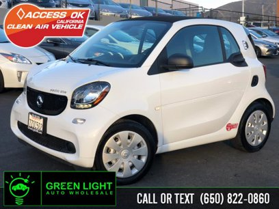 Used 2017 smart fortwo electric drive Coupe - 570219466