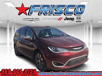 Certified 2018 Chrysler Pacifica Limited w/ Tire & Wheel Group - 548972213