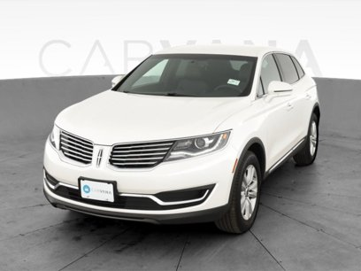 Used 2018 Lincoln MKX AWD Premiere - 548986210