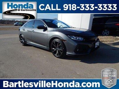 Used 2017 Honda Civic Sport Hatchback - 543799138