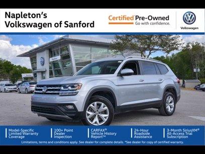 Certified 2019 Volkswagen Atlas FWD SE V6 - 544608563