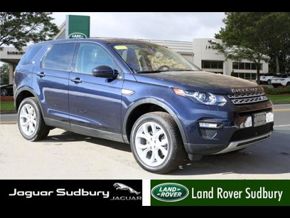 Certified 2019 Land Rover Discovery Sport HSE - 541713439