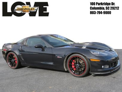 Used 2012 Chevrolet Corvette Z06 Coupe - 533883025