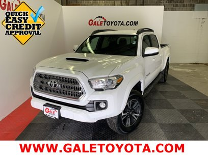 Certified 2017 Toyota Tacoma TRD Sport - 538097440
