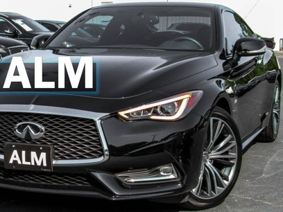 Used 2018 INFINITI Q60 3.0t AWD Coupe - 527074975