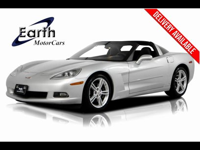 Used 2009 Chevrolet Corvette Coupe - 566931485