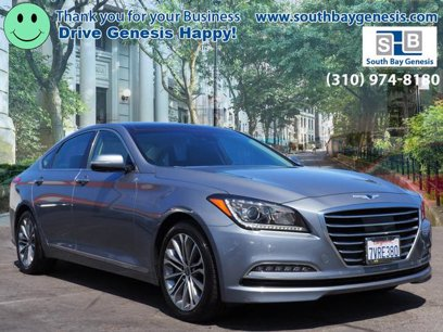 2017 Genesis G80 3.8 >> Genesis G80 For Sale In Los Angeles Ca 90014 Autotrader