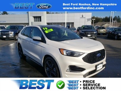 Certified 2019 Ford Edge AWD ST - 538932341