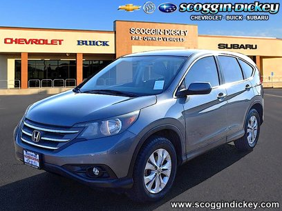Used 2014 Honda CR-V FWD EX - 569074591