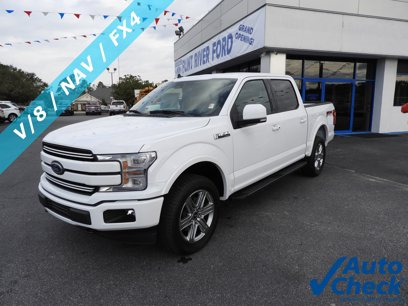 New 2019 Ford F150 Lariat - 505916417