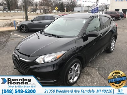 Certified 2017 Honda HR-V AWD EX - 540991477