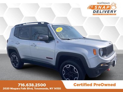Used 2016 Jeep Renegade 4WD Trailhawk - 557583442