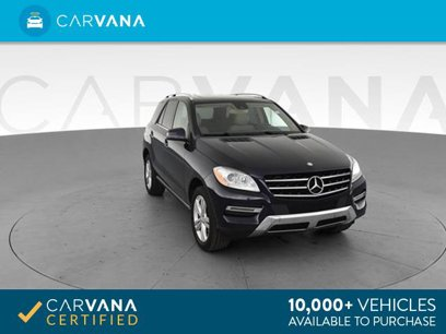 Used 2015 Mercedes-Benz ML 350 4MATIC - 546636509