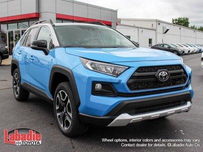 New 2019 Toyota RAV4 AWD Adventure - 522464357