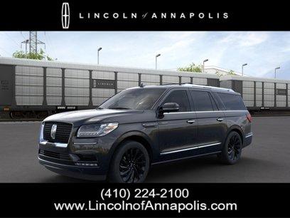 New 2020 Lincoln Navigator L 4WD Reserve - 541590199