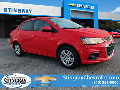 Certified 2017 Chevrolet Sonic LS Sedan - 529741387