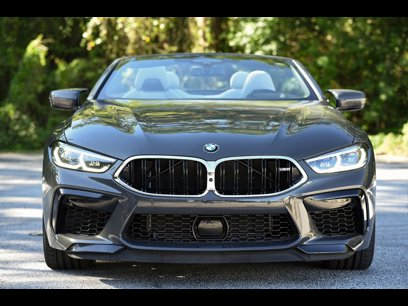 Used 2020 BMW M8 Convertible - 569195169