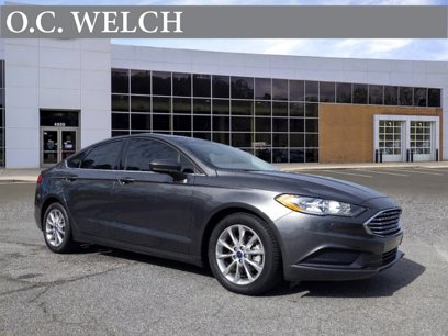 Certified 2017 Ford Fusion SE - 547211953