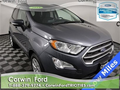 Certified 2019 Ford EcoSport FWD SE - 536130988